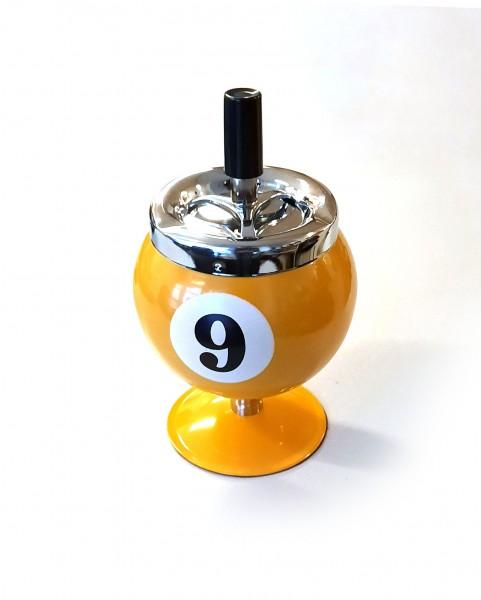 9-Ball Aschenbecher