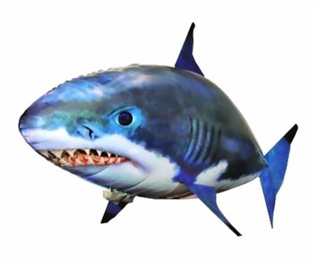 """Fliegender Fisch """"Haifisch"""" mit Fernsteuerung"""