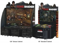"Tomb Raider, 65"" STD, 4 Player"