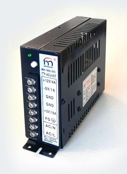 Arcade Netzteil mit +5V und +12V und -5V Ausgängen