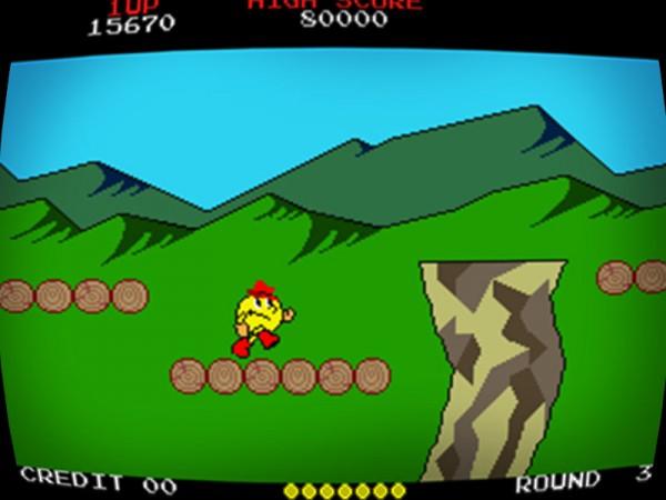 Pac Land (Namco 1984) *original*