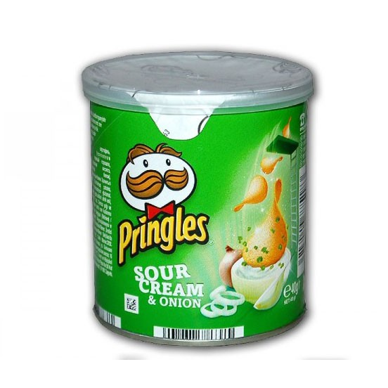 Pringles: Sour Cream & Onion