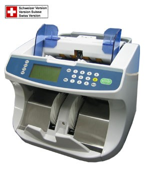 Swiss Banknote Counter
