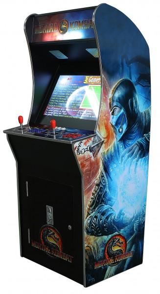 "Video Standgerät ""Mortal Kombat"" mit 26"" TFT, horiz., 3500 Spiele"