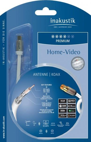 HDTV Antennekabel 100dB Koax 3.0m