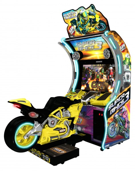 Super Bikes 3, DX Single