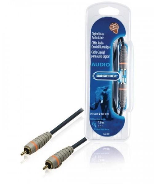 Digital-Audio-Kabel 1.0m , BAL4801