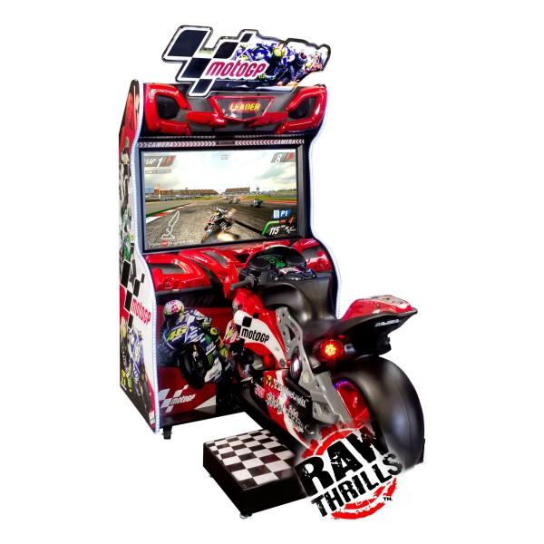 "MotoGP, 42"" DX, Single"