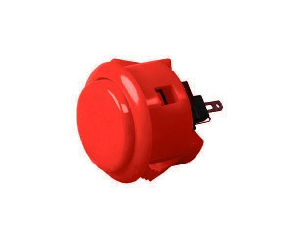 Arcade Button Sanwa OBSF-24 rot
