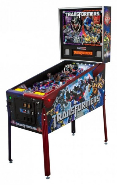 Transformers Limited Edition