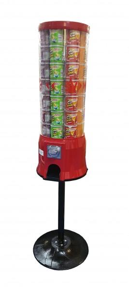 Staender für Pringles Automat