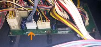 Kick Harness für CPS-1 System