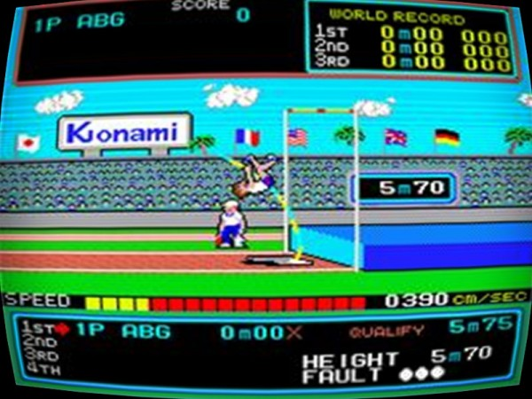 Hyper Sports (Konami 1984) *original*