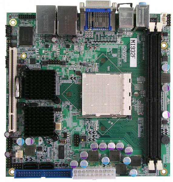 AMD Athlon 64 Mini-ITX Motherboard MI932F