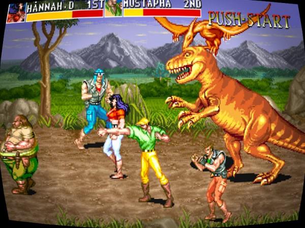 Cadillacs & Dinosaurs (Capcom 1992) *bootleg*