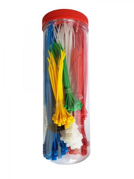 Kabelbinder Set 300