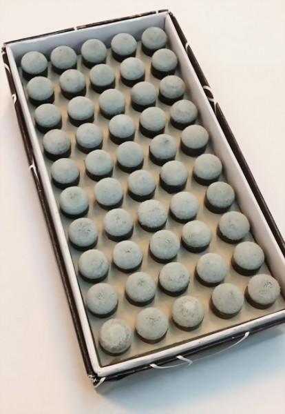 Schraubleder 12mm blau (100 Stk.)