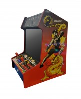 "Video Bartop ""Mortal Kombat"", 19"" TFT, horiz. 3500 Spiele"