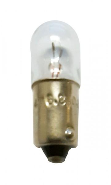 Flipperlamepn BA9 6.3V 0.15A. 10 Stück