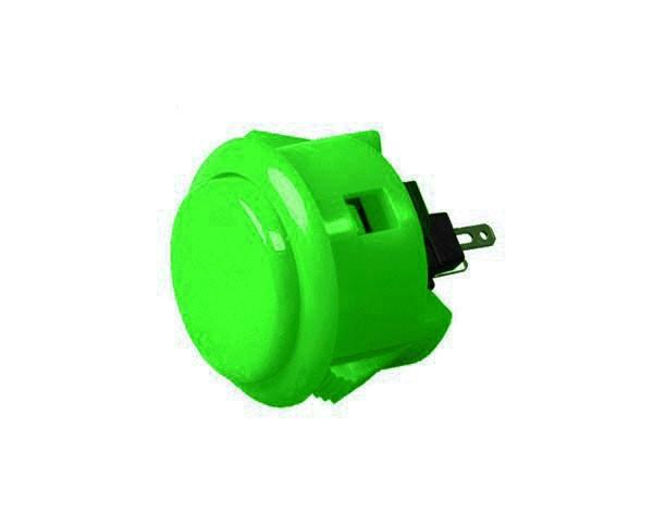 SANWA Arcade Button OBSF-30 grün