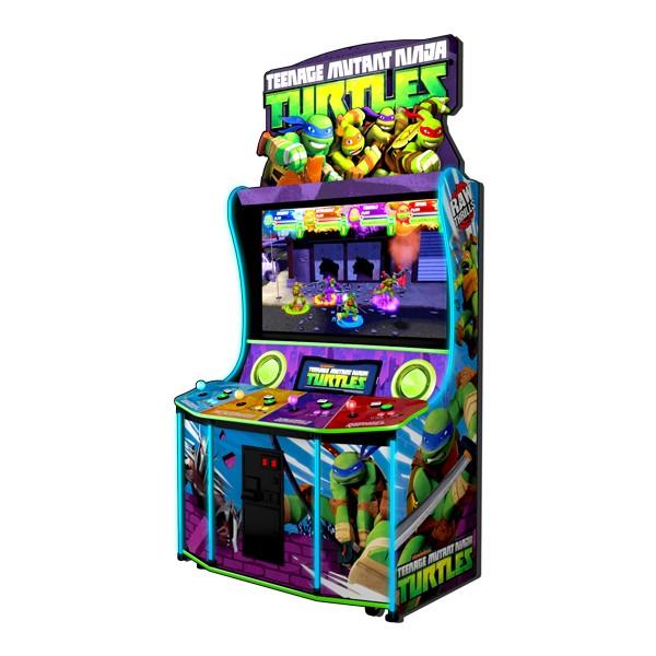 """Teenage Mutant Ninja Turtles, 55"""" DX, 4 Spieler"""