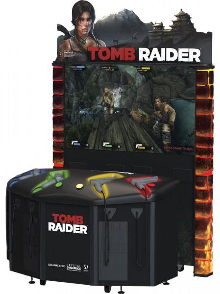 "Tomb Raider, 65"" STD, 4 Player"