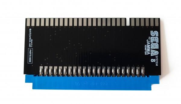 SEGA System 8 to JAMMA Adapter