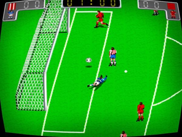 Euro League (1989) bootleg