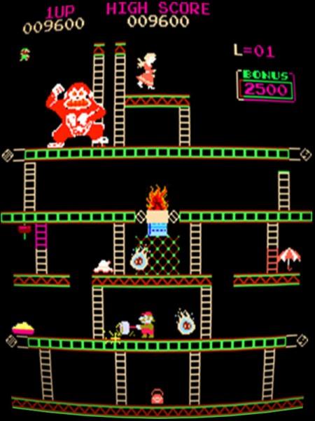 Crazy Kong (Falcon 1981) *bootleg*