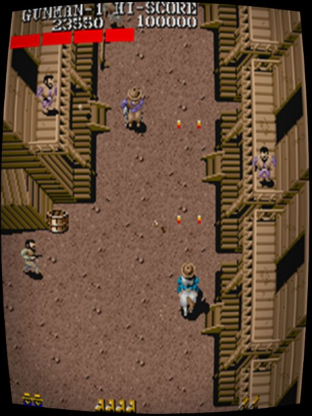 Gun Smoke (Capcom 1985) *bootleg*