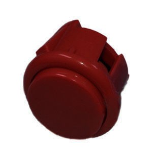 Arcade Button SP-B051 rot