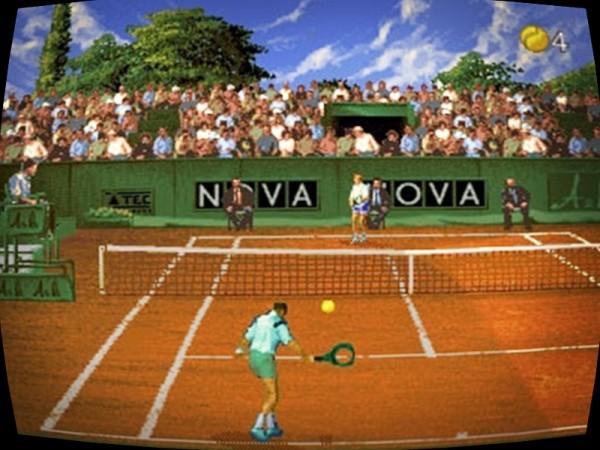 Ultimate Tennis (Art&Magic 1993) *original*