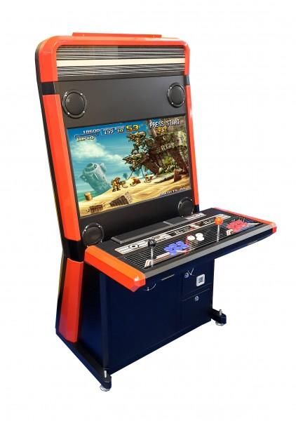 """32"""" HD Sit-At Vewlix mit mehr als 3000 Spielen"""