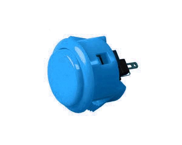 SANWA Arcade Button OBSF-30 blau