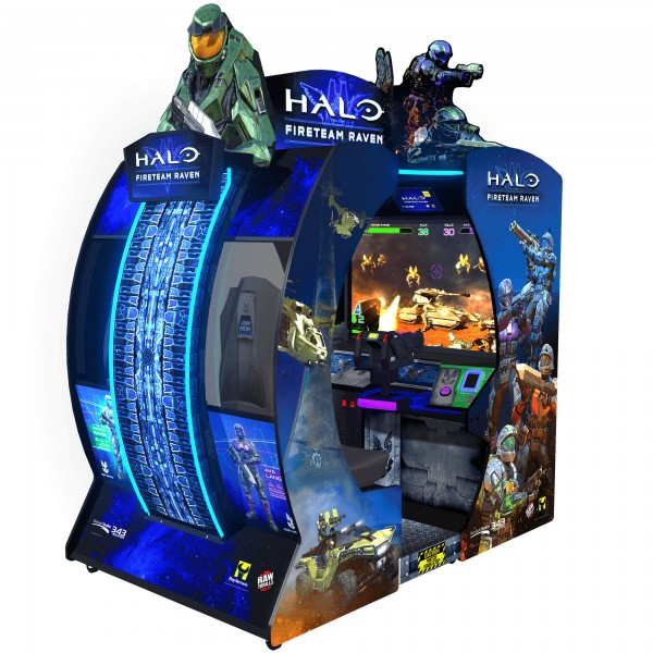 "Halo: Fireteam Raven 55"" DX, 2 Player"