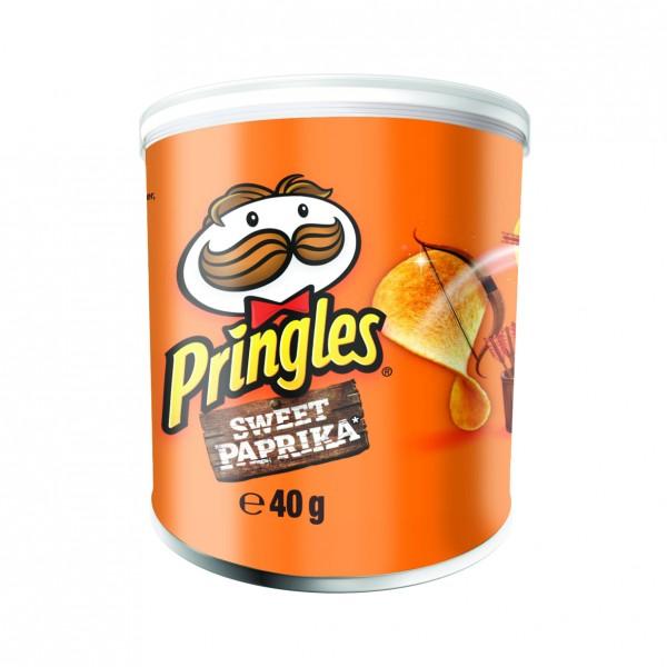 Pringles: Paprika