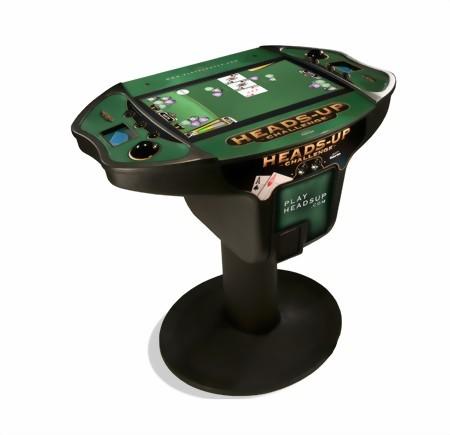 HeadsUp Electronic Pokertable