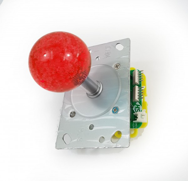 Illuminated Joystick Red