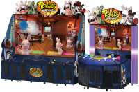 "Rabbids Hollywood, 120"" DX, 4 Player"