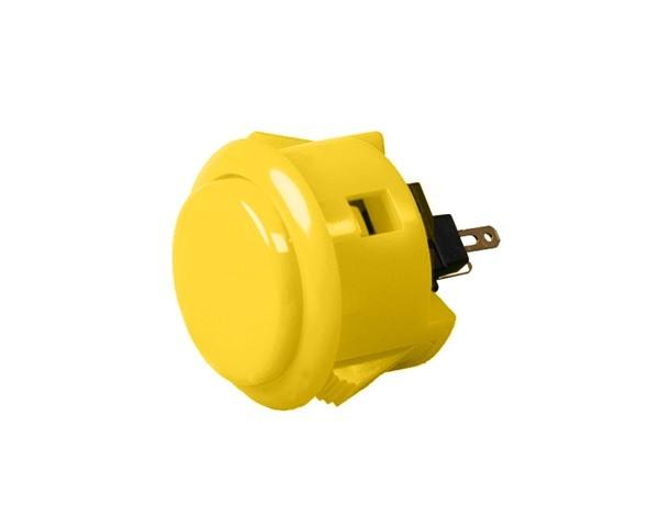 Arcade Button Sanwa OBSF-24 gelb