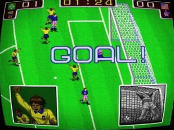 World Cup 90 (Tecmo 1989) *original*