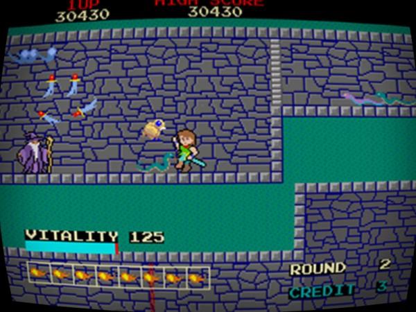 Dragon Buster (Namco 1984) *original*