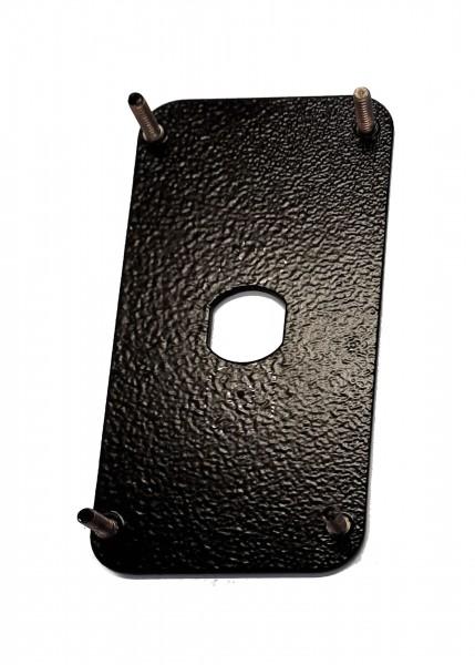 Kontaktschlossplatte