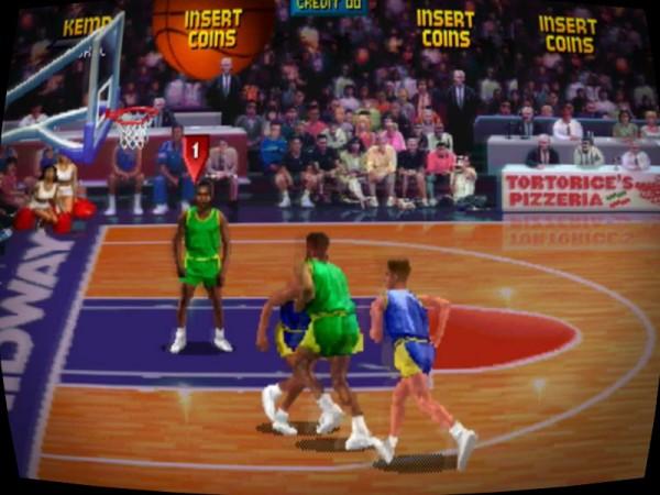 NBA JAM (Midway 1993) *original*