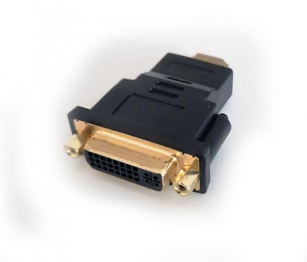 DVI Buchse auf HDMI Stecker
