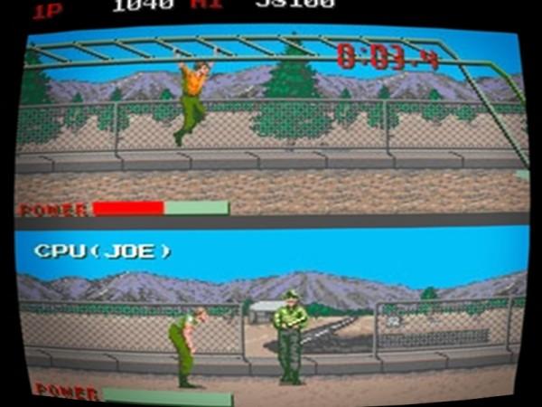 Combat School (Konami 1987) *original*
