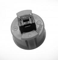 SANWA Arcade Button OBSF-30 dunkelrot