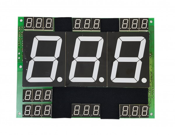PCB Kicker Display