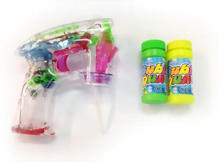 "Seifenblasenpistole ""Flash Bubble Gun"""