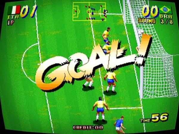 Seibu Cup Soccer (Seibu 1991) *original*